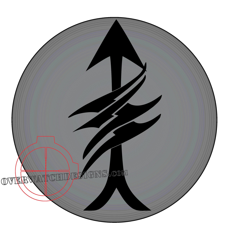 Scout sniper symbol
